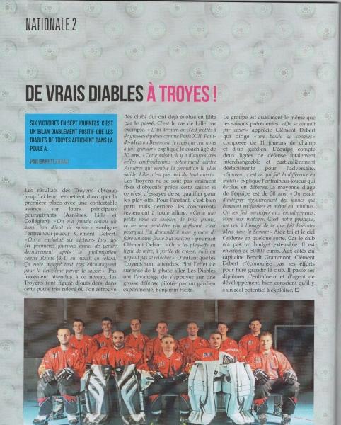 2016.fev.mars Hockey mag N°127